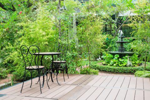 Les avantages du bois composite pour sa terrasse