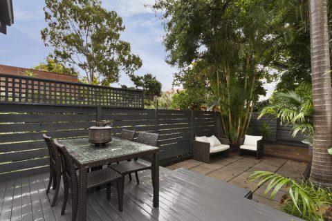 clôture terrasse