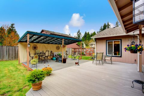 Tout savoir sur l'extension de terrasse