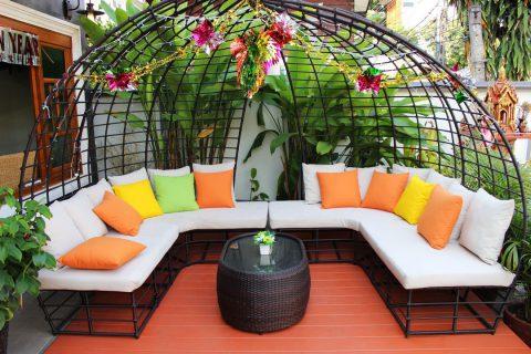 Le mobilier pour sa terrasse