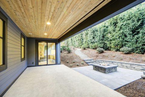 Comment faut-il entretenir sa terrasse en béton ?
