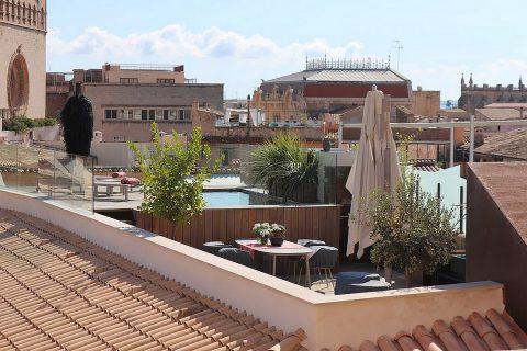 Avantages d'une terrasse sur toit