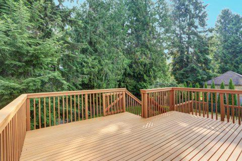 Les normes de sécurité pour une terrasse