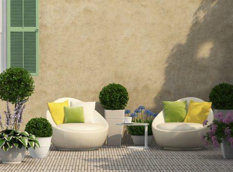 mobilier espace vert