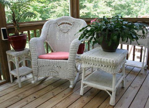Tout savoir sur le mobilier terrasse en rotin et bambou
