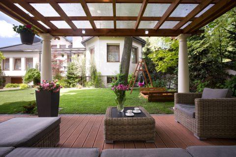 La terrasse en pratique